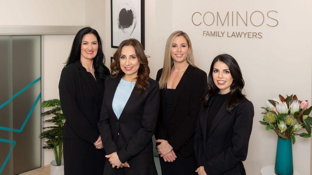 family law firms Sydney - Pamela Cominos